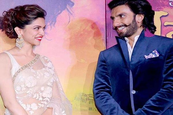 ranveer singh kept a pet name for deepika padukone